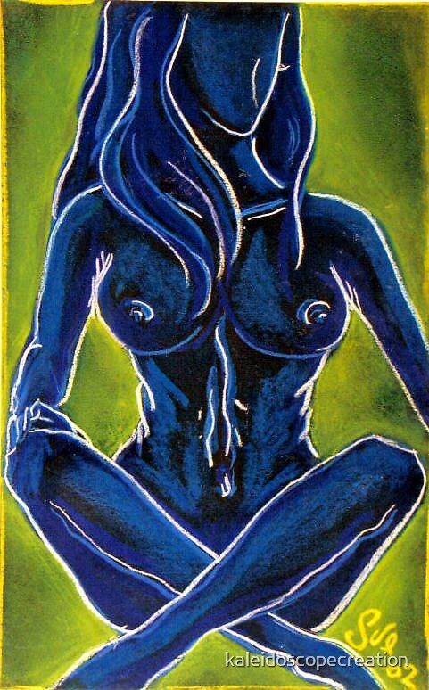 meditation by kaleidoscopecreation