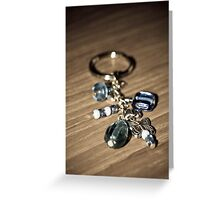 Keyring Greeting Card