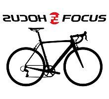 Hocus focus Photographic Print