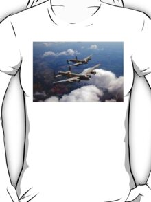 Two Lancasters on tour T-Shirt