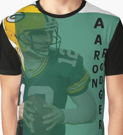 Aaron Rodgers Graphic T-Shirt