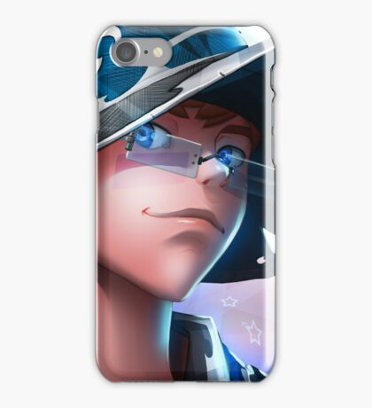 Zouls Avatar Merch iPhone Case/Skin