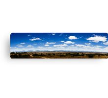 Desolate South Africa Canvas Print