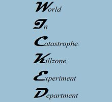 World In Catastrophe: Killzone Experiment Department Unisex T-Shirt