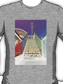Railway Steps Whitehead T-Shirt
