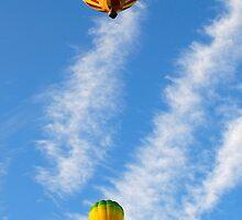 Balloon by LonePilgrim
