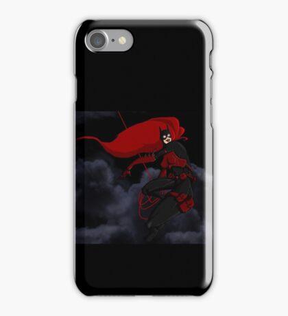 Bat Woman iPhone Case/Skin