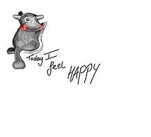 Today I Feel Happy by Yvonne Kok