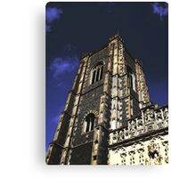 Bell house Canvas Print