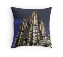 Bell house Throw Pillow