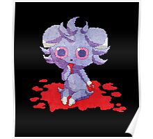 bloody espurr Poster