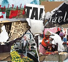 Spitalfields Market by Tracey Hudd