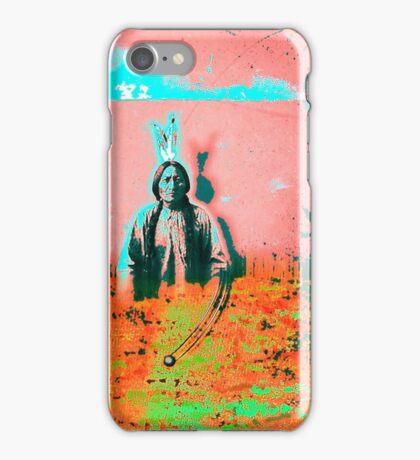 shaman chief iPhone Case/Skin