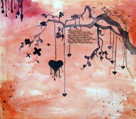 Heart Tree by crazydaisy