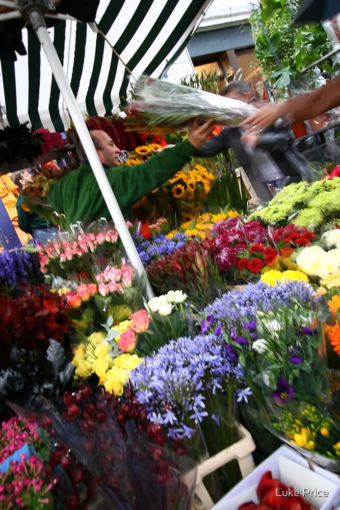 London's finest flowers by Luke Price