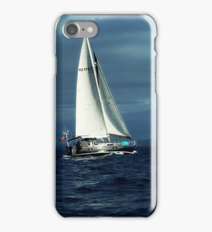 Sails Ahoy iPhone Case/Skin