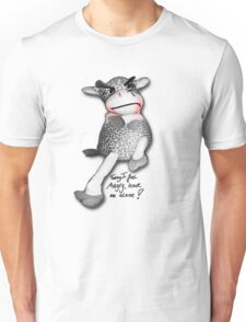 Today I Feel Angry, Leave me alone..... Unisex T-Shirt