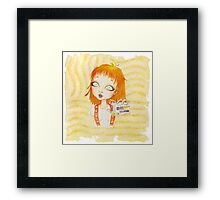 Multipass Framed Print