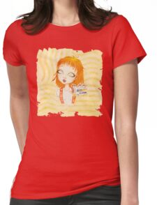 Multipass Womens Fitted T-Shirt