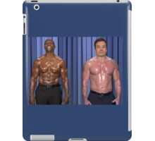 Ebony and Ivory iPad Case/Skin