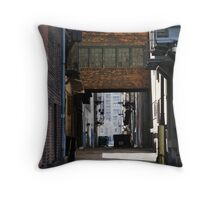Urban Decay Throw Pillow