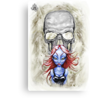 Mystique Canvas Print