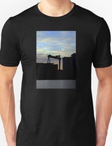 Harland & Wolff Silhouette Unisex T-Shirt