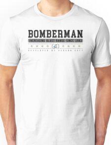 Bomberman - Vintage - White Unisex T-Shirt
