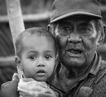 Face of the generations by New Hope Australia