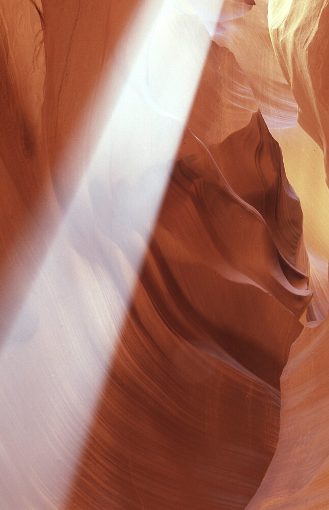 Light in Canyon by jayobrien