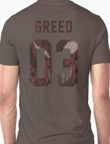 Greed jersey #03 T-Shirt