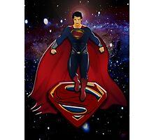 Superman: Man Of Steel Photographic Print