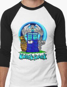 Doctor Who Knock Knock on the Tardis T-Shirt