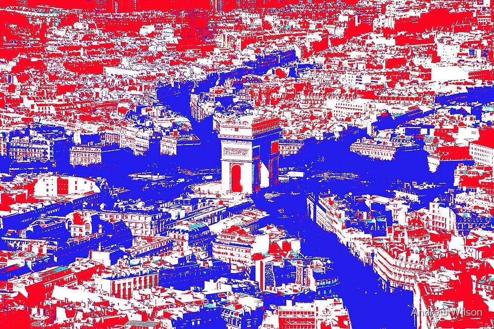 Viva la France by Andrew Wilson