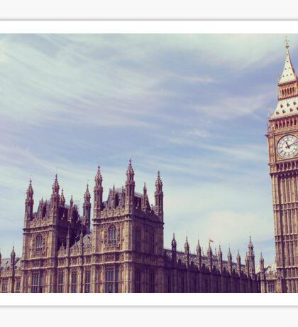 Love, London Sticker