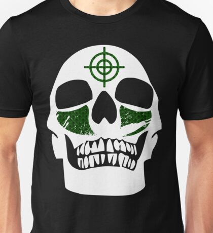 Skull Paint // GHD Unisex T-Shirt