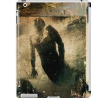 SEPERATED BY WATER iPad Case/Skin