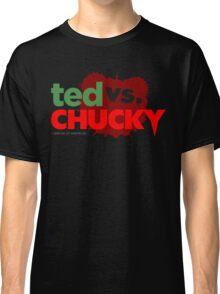 Ted vs. Chucky Classic T-Shirt