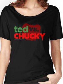 Ted vs. Chucky Women's Relaxed Fit T-Shirt