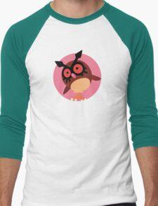 Hoothoot - 2nd Gen Men's Baseball ¾ T-Shirt