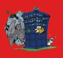 Doctor Who versus Enemies Kids Clothes