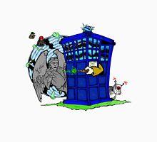 Doctor Who versus Enemies T-Shirt