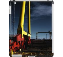 Harland & Wolff Close-up iPad Case/Skin