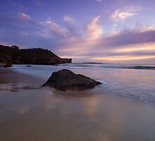 Spoon Rocks Beach 2 by Mark Snelson