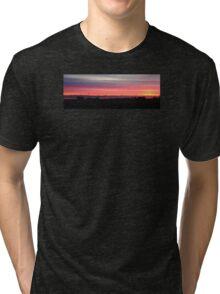Strangford Sunrise Tri-blend T-Shirt