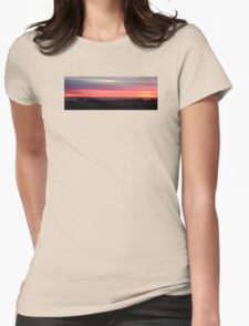 Strangford Sunrise Womens Fitted T-Shirt