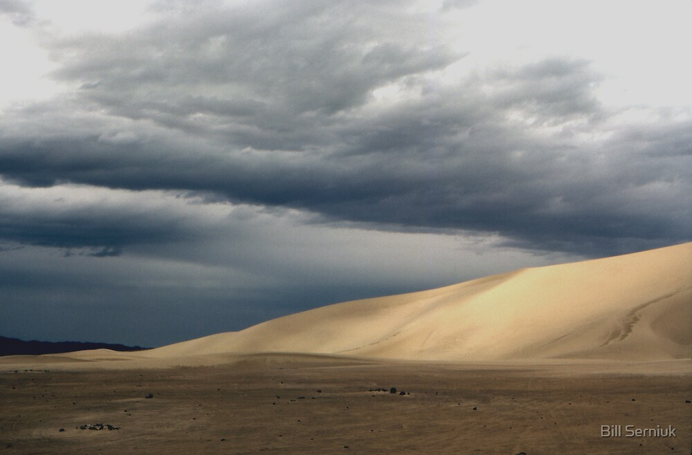 Sand Mountain by Bill Serniuk