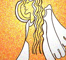 Angel messenger by goanna