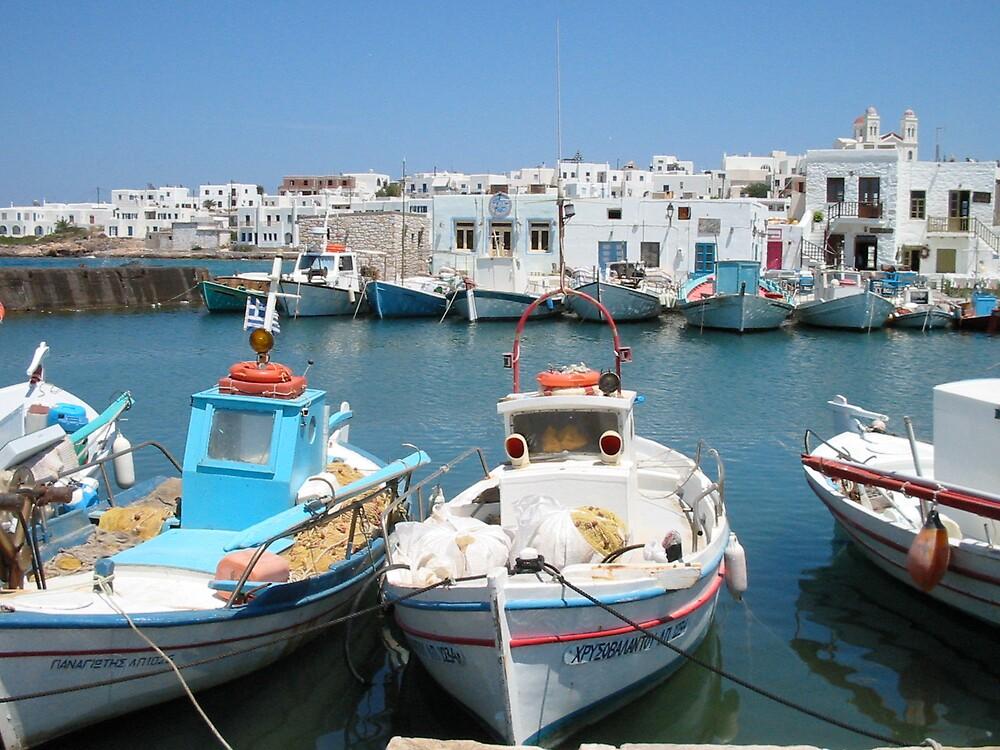 Greece by vickieman