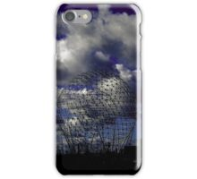 A Wheel Within A Wheel iPhone Case/Skin